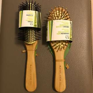Hair Brush (Bodyshop)