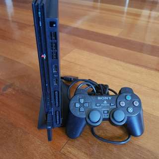 Playstation 2 Console PS2