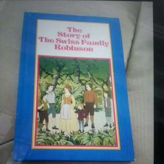 The story of swiss family Robinson
