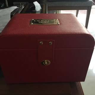 Conrad Hotel Jewelry box