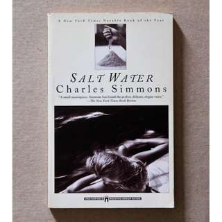 Salt Water by Charles Simmons