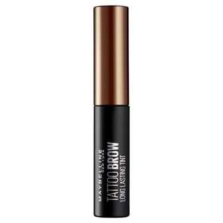 maybelline eyebrows tattoo tint (light brown)
