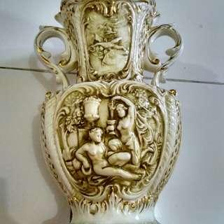 Vas bunga made in Italy /vas bunga cantik/vas bunga abtik