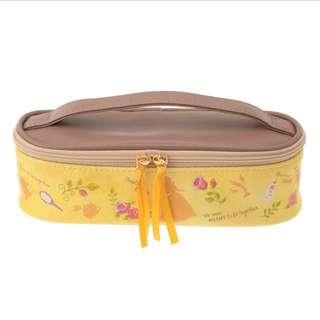🇯🇵日本代購 迪士尼 Disney Belle 貝兒 化妝袋 筆袋