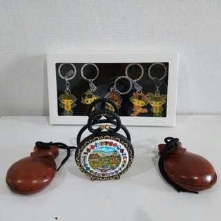 Olympic keychain