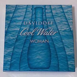 Davidoff Cool Water Woman Trio