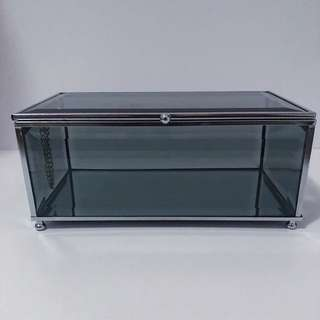 Forever New Glass Jewellery Box