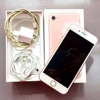 Iphone 7 with 128gb