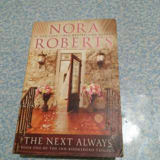 The Next Always by Nora Roberts (book 1)