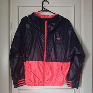 Adidas light running jacket