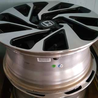 Honda Civic FC 16 inch Rim (can buy 1 piece)