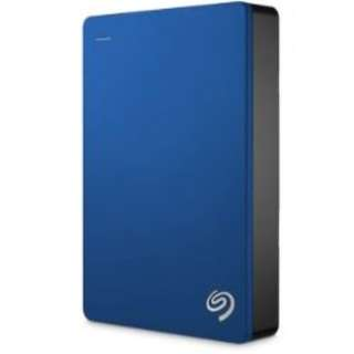 4TB Seagate Backup Plus Portable Drive - Blue