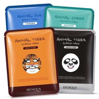 KOREA ANIMAL MOISTURIZING MASK