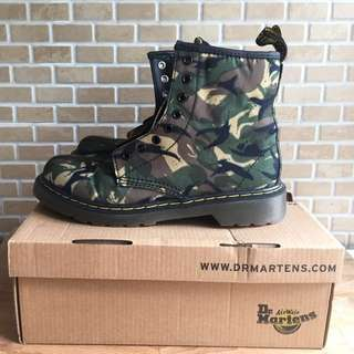 Reduced Price!! Dr Marten Kids Boots (Authentic)