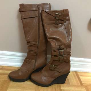 Brand new boots size 7.5