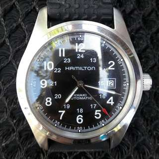 CNY Offer-Hamilton Khaki Field Automatic