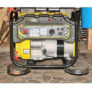 Generator Open type