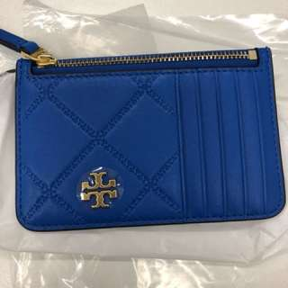 Tory Burch card holder 100% new real