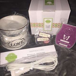 SCENTSY WAX MELTING PACK