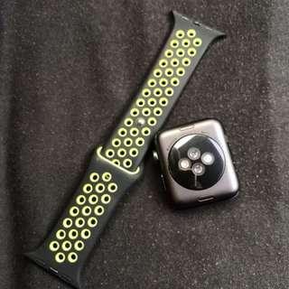 Apple watch 42mm nike edition S2