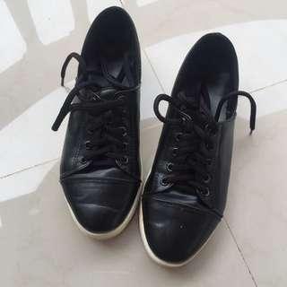 [FREEONG] black shoes