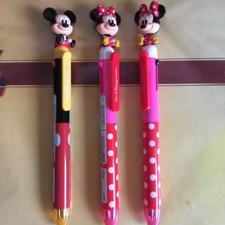 Tokyo Disney Mickey Mouse Pen