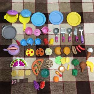Kitchen toys lots