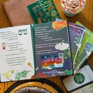 Starbucks 2018 Planner for sale