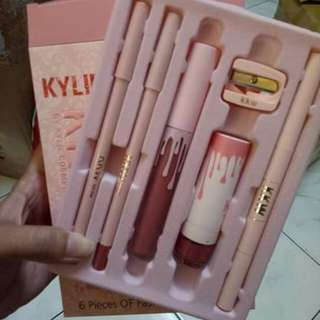 Kylie beuty products
