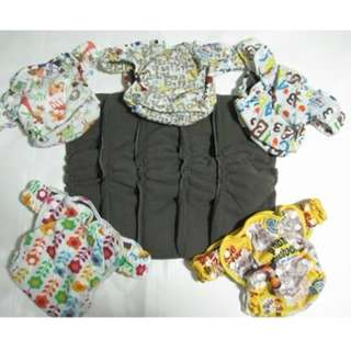 Pull-Ups (Cloth Diapers)