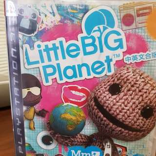 Little Big Planet (PS3 Game)