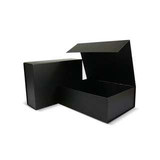 Large Matte Laminated Boxes