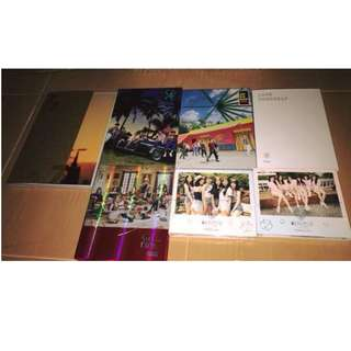 KPOP OFFICIAL UNSEALED ALBUM