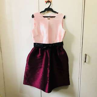 Authentic Kate Spade Pink Swift Dress (Sale)
