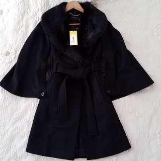 Karen Millen wool and cashmere coat