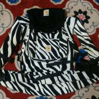 Ergobaby Original Zebra Carrier