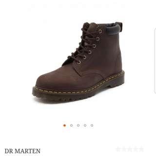 Dr Martens - Brown Size 8