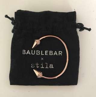 BAUBLEBAR x STILA ($12 incl. postage) Collaboration Rose Gold Bracelet