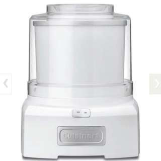 Cuisinart ice-21c frozen yogurt ice cream maker