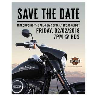 NEW LAUNCH OF SPORT GLIDE