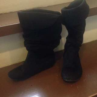 Smartfit Suede boots
