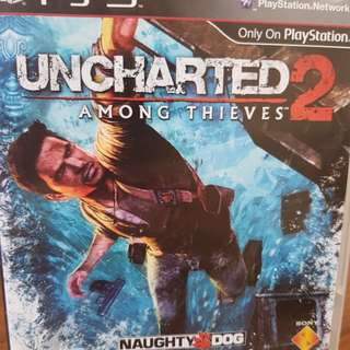 Unchartered 2 (PS3 Game)