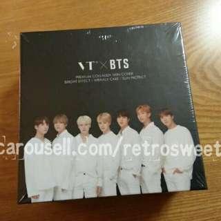 [WTS] VT X BTS Collagen Pact (Black) + Poster