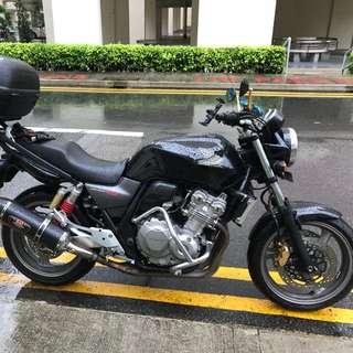 $7400 Honda CB400 Super 4 Revo