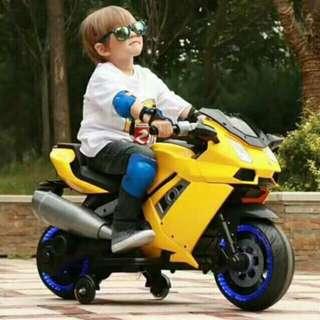 Lamborghini Motor for kids. Kiddie motorcycle Lambo