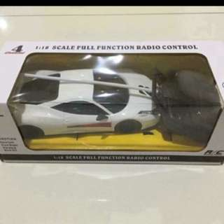 Brand Sport car with remote