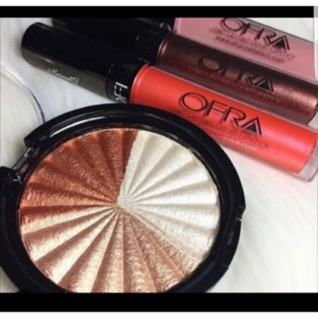 100% authentic OFRA highlighter