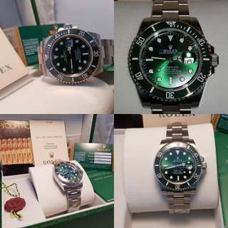 Rolex Hulkmariner