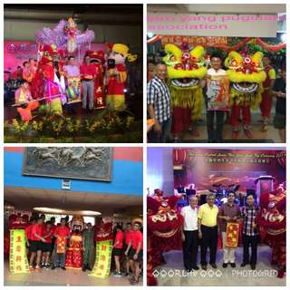 CNY Lion Dance Service 2018