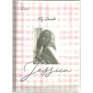 Jessica my decade 全新未拆